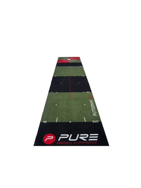 Pure 2 Improve Golf Putting Mat 3 meter