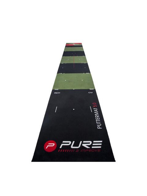 Pure 2 Improve Golf Putting Mat 5 meter
