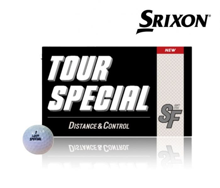 Srixon golfballen Tour Special wit