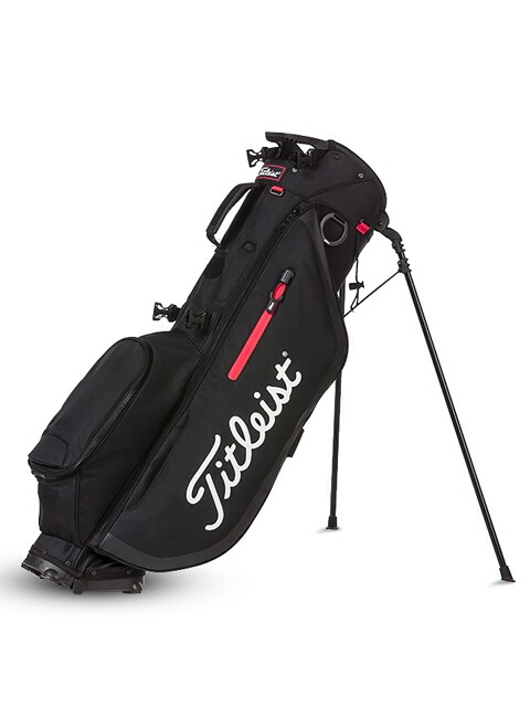 Titleist golftas Players 4 Stand Bag zwart