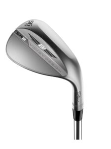 Titleist dames wedge Vokey SM8 graphite shaft chrome