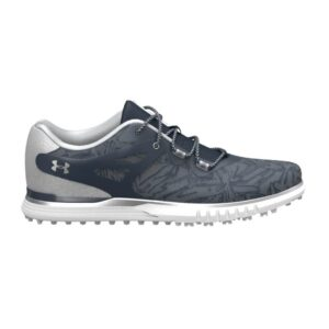 Under Armour dames golfschoenen Charged Breathe SL blauw-zilver
