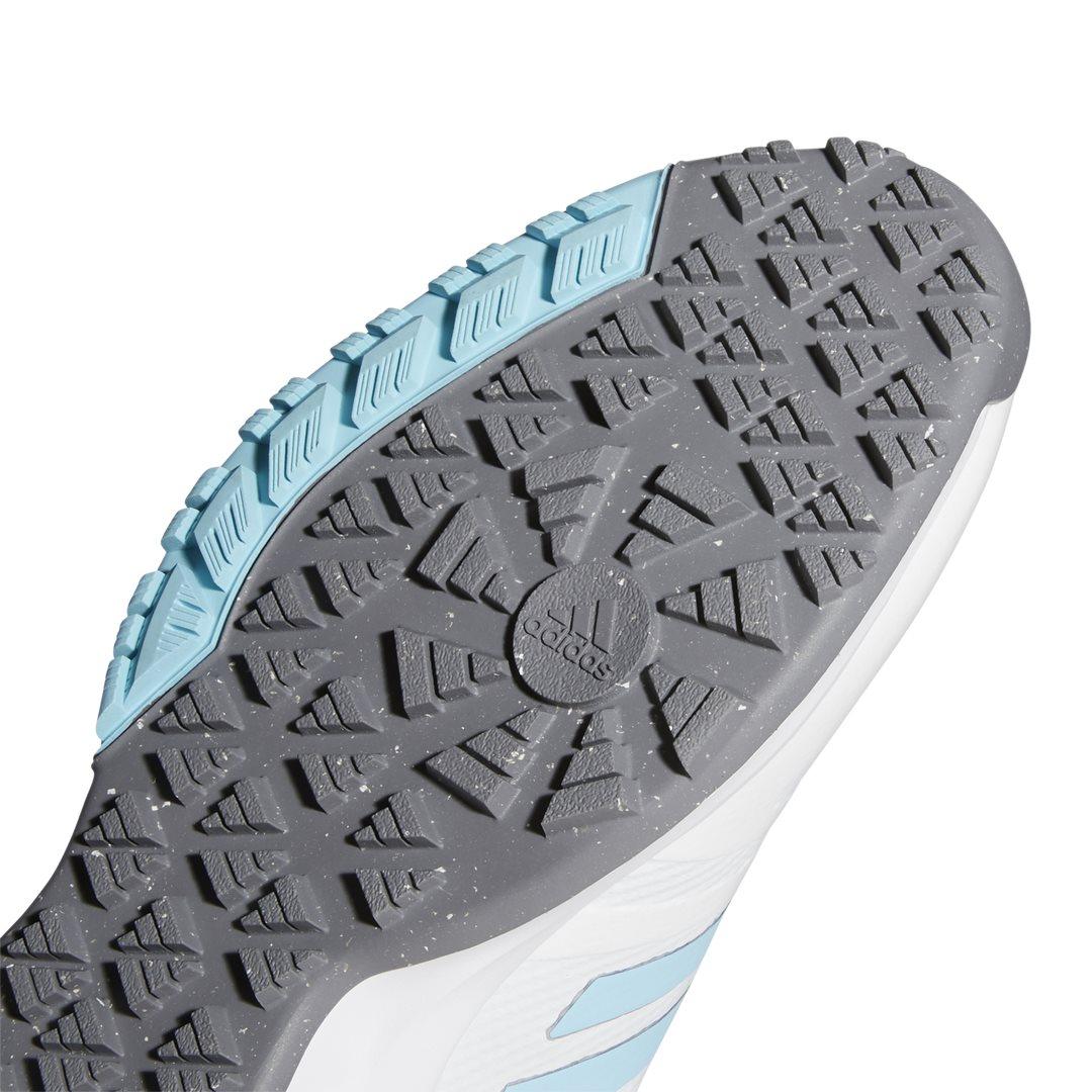 Adidas dames golfschoenen EQT SL wit-sky-navy