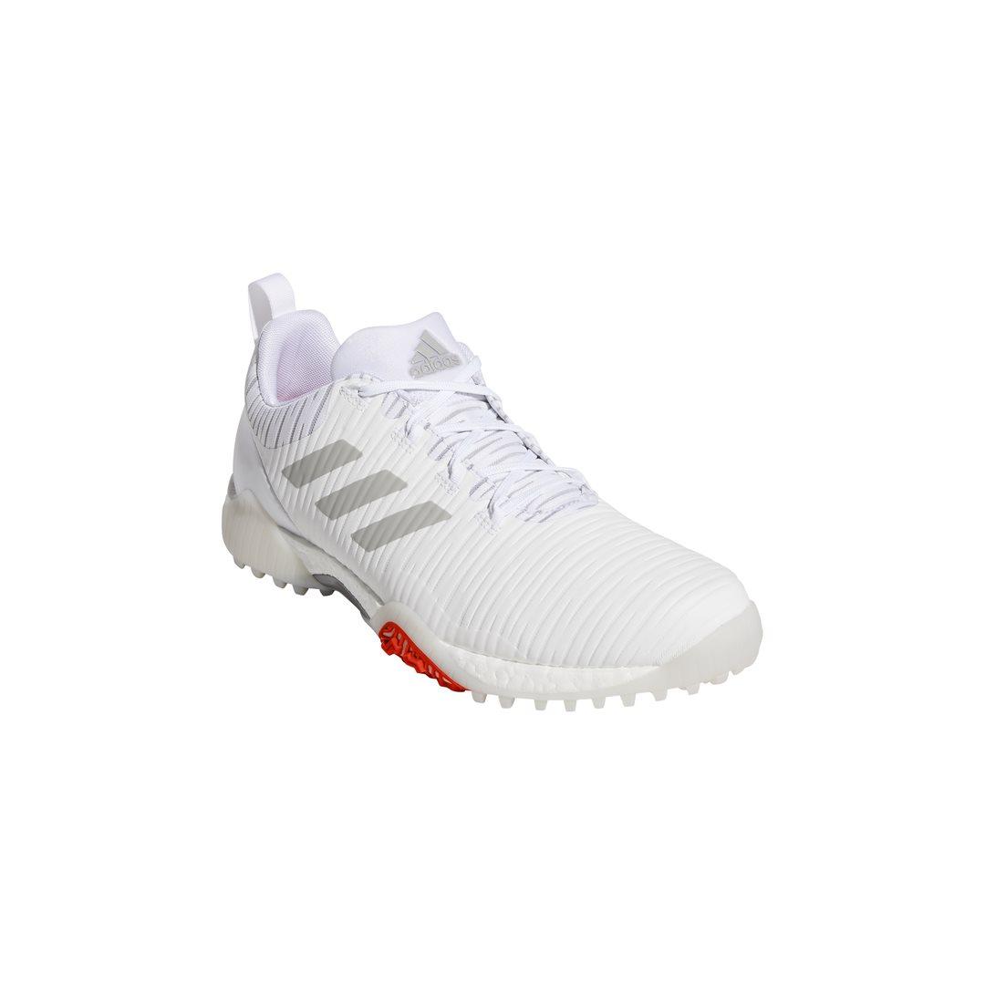 Adidas heren golfschoenen Codechaos wit