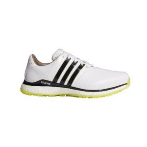 Adidas heren golfschoenen Tour360 XT-SL2 wit-zwart-geel
