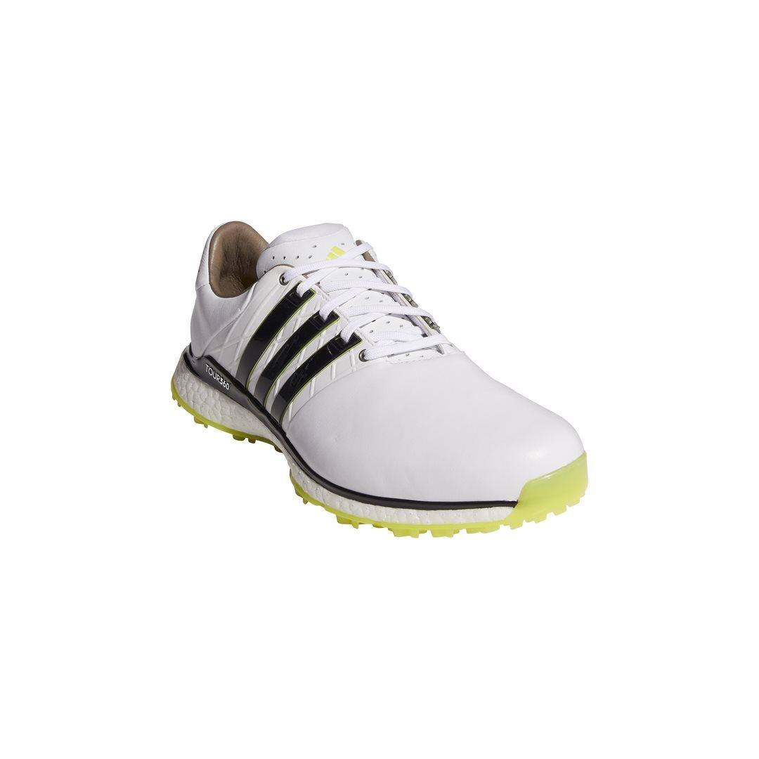 Adidas heren golfschoenen Tour360 XT-SL2.0 wit-zwart-geel