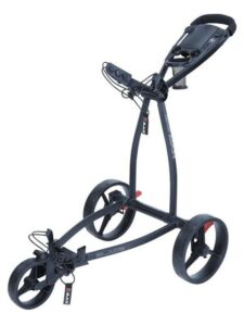 Big Max golftrolley Blade IP zwart