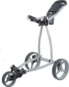 Big Max golftrolley Blade IP grijs