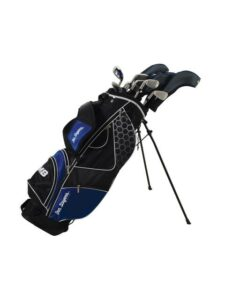 Ben Sayers  heren golfset M8 Stand Bag stalen shafts
