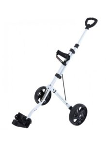 Big Max junior golftrolley Max Tiger 2-Wheel wit