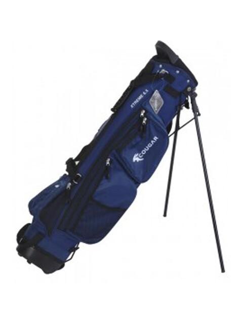 Cougar golftas Extreme 6.5 Stand Bag blauw