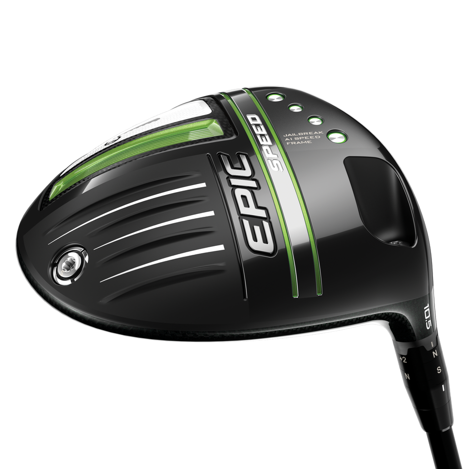 Callaway heren driver Epic Speed Mitsubishi Chemical MMT 60g type-304SS