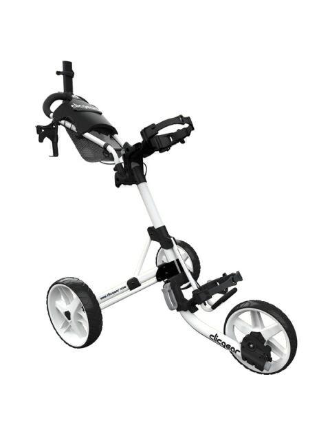 Clicgear golftrolley 4.0 wit