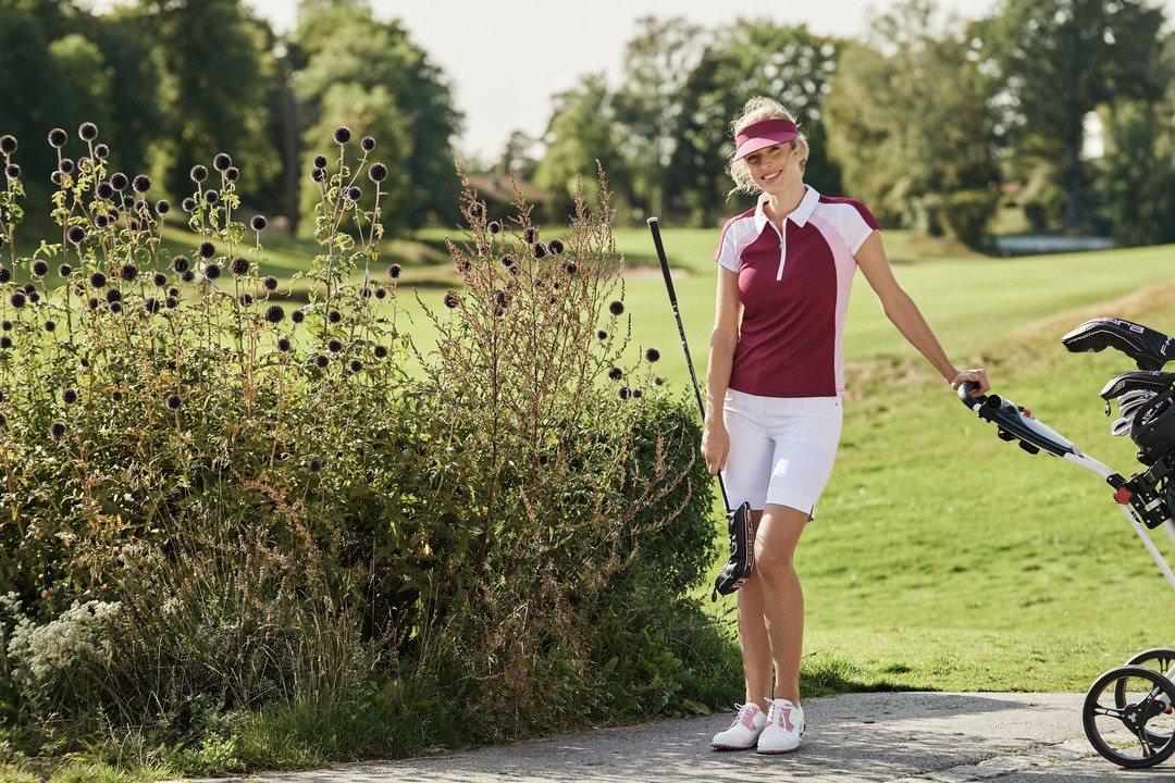 Daily Sports dames golfbermuda Lyric wit