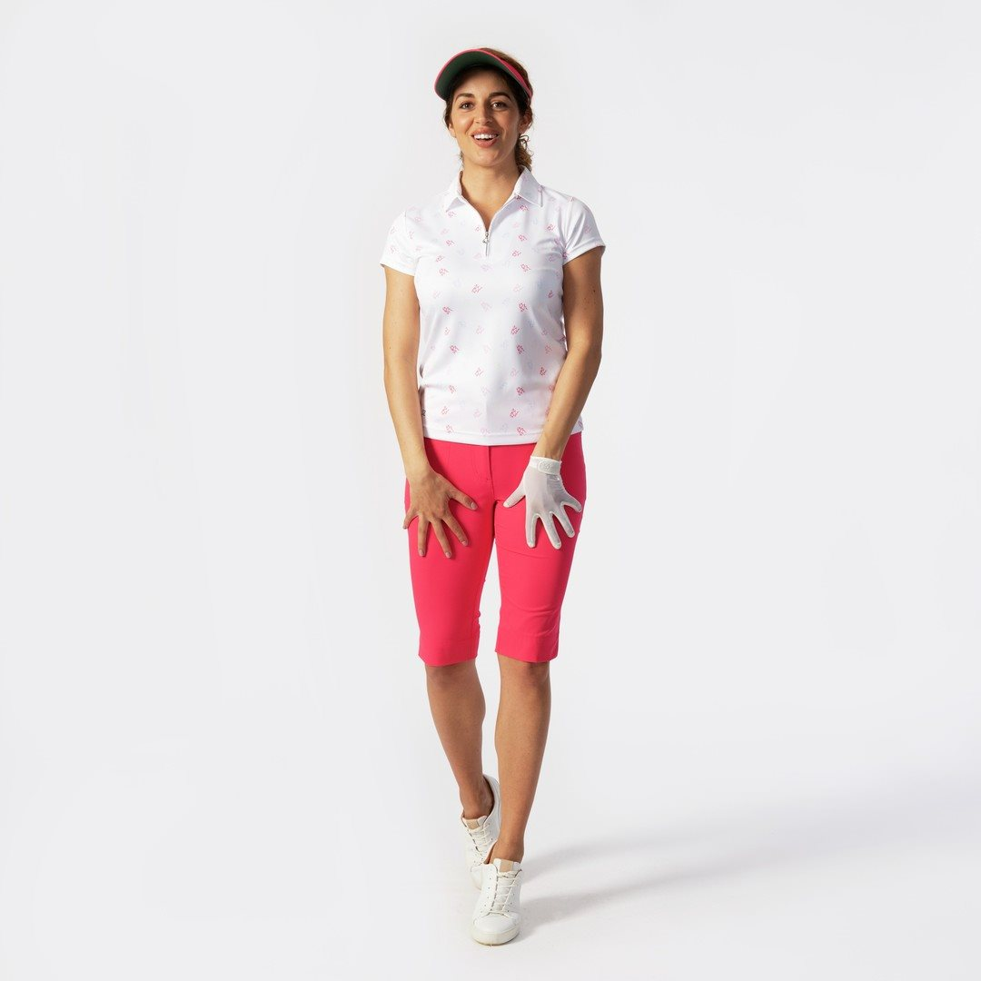 Daily Sports dames golfpolo Veronica wit