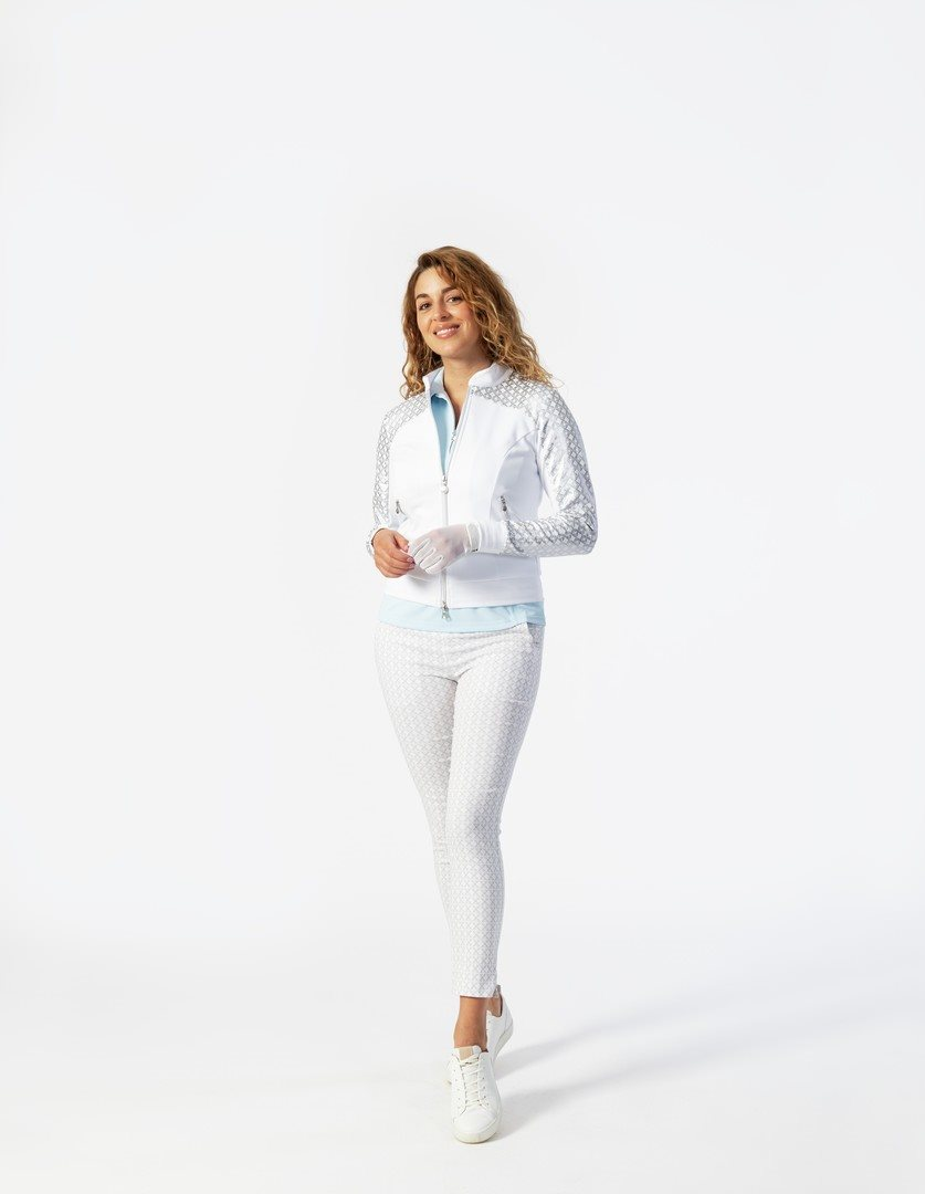 Daily Sports dames golfvest Caterina wit