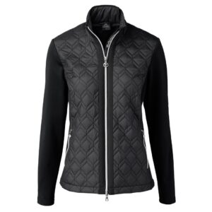 Daily Sports dames golfvest Even zwart