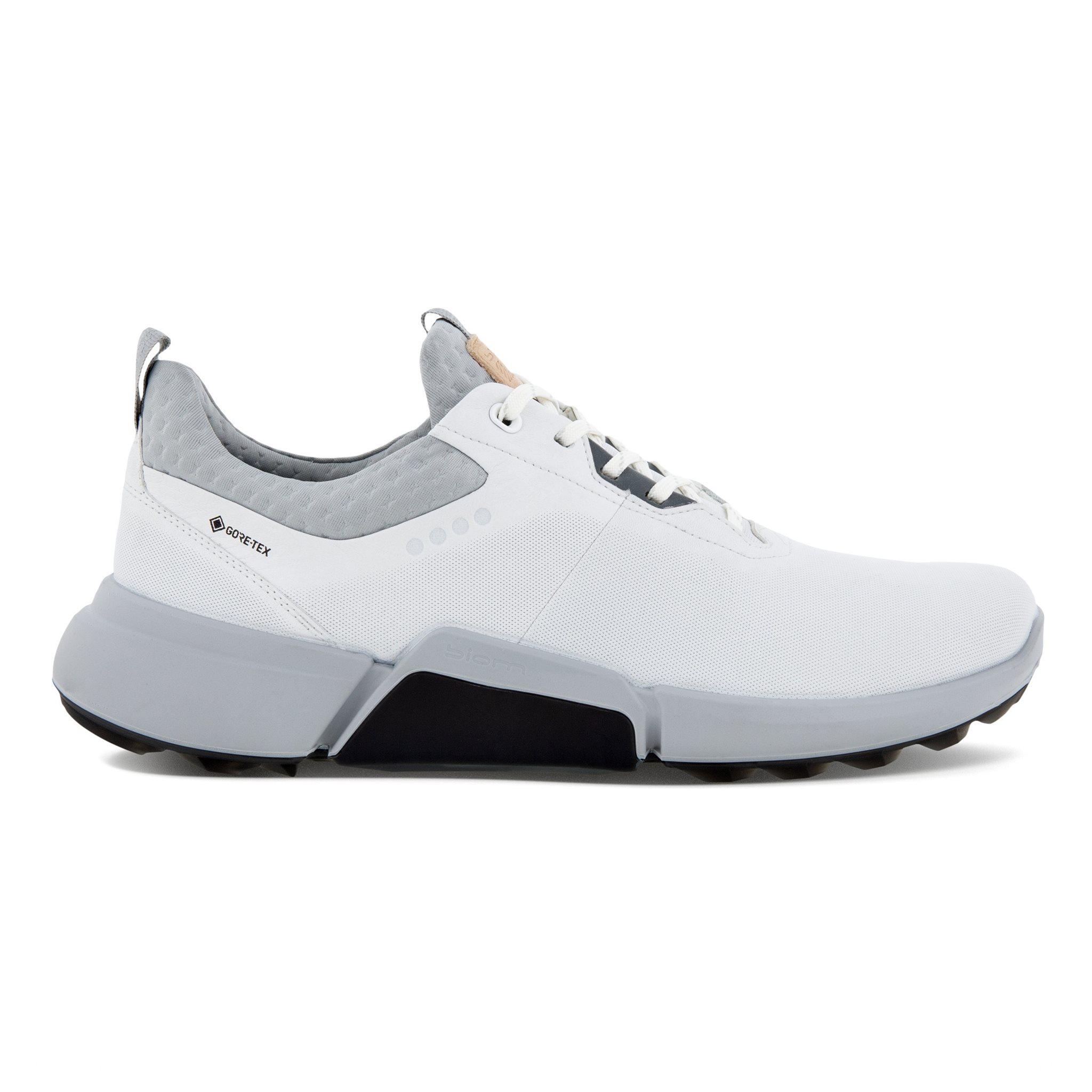 Ecco heren golfschoenen Golf Biom H4 wit
