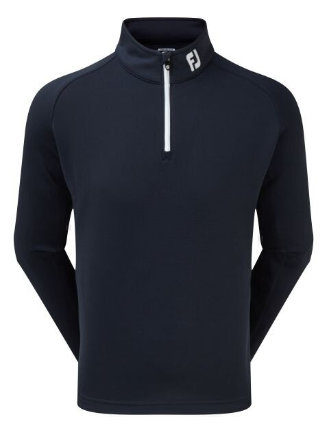 FootJoy heren golfsweater Chill-Out donkerblauw