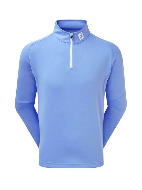 FootJoy heren golfsweater Chill-Out blauw