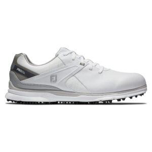 FootJoy heren golfschoenen Pro/SL WIDE wit-grijs