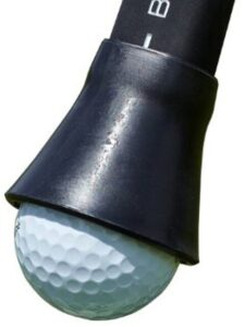 Golfers Club golf Ball pick-up