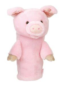 Daphne s Headcovers Pink Pig / Roze Varken