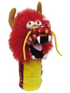 Daphne s Headcovers Red Dragon / Rode Draak