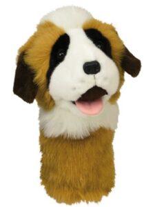 Daphne s Headcovers St Bernard hond