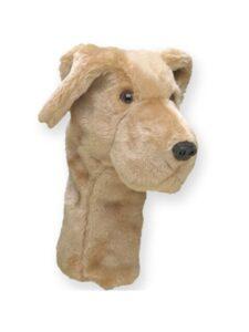 Daphne s Headcovers Yellow Labrador