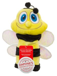 Daphne s Headcovers Bee / Bij voor Hybride
