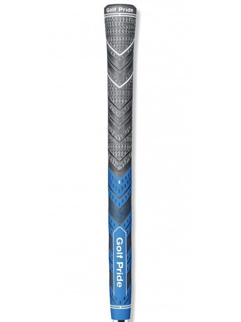 Golf Pride grip MCC plus4 midsize blauw