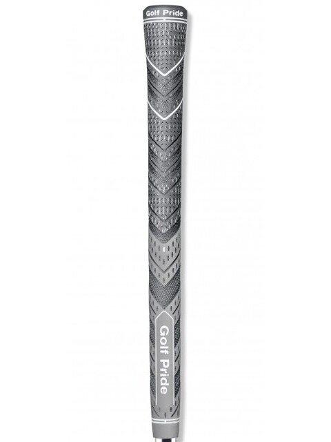 Golf Pride grip MCC plus4 standard grijs
