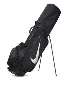 Nike golftas Air Sport Stand Bag zwart-zilver