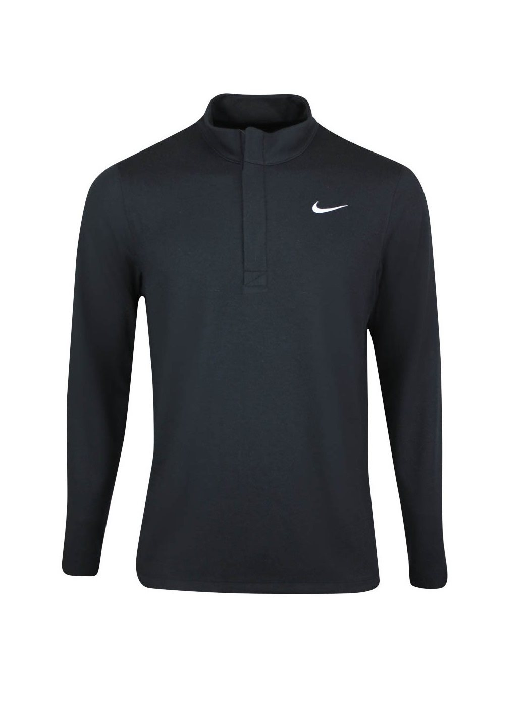 Nike heren golfsweater Dri-Fit Victory zwart