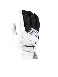 Nike heren golfhandschoen wit-zwart RECHTERHAND