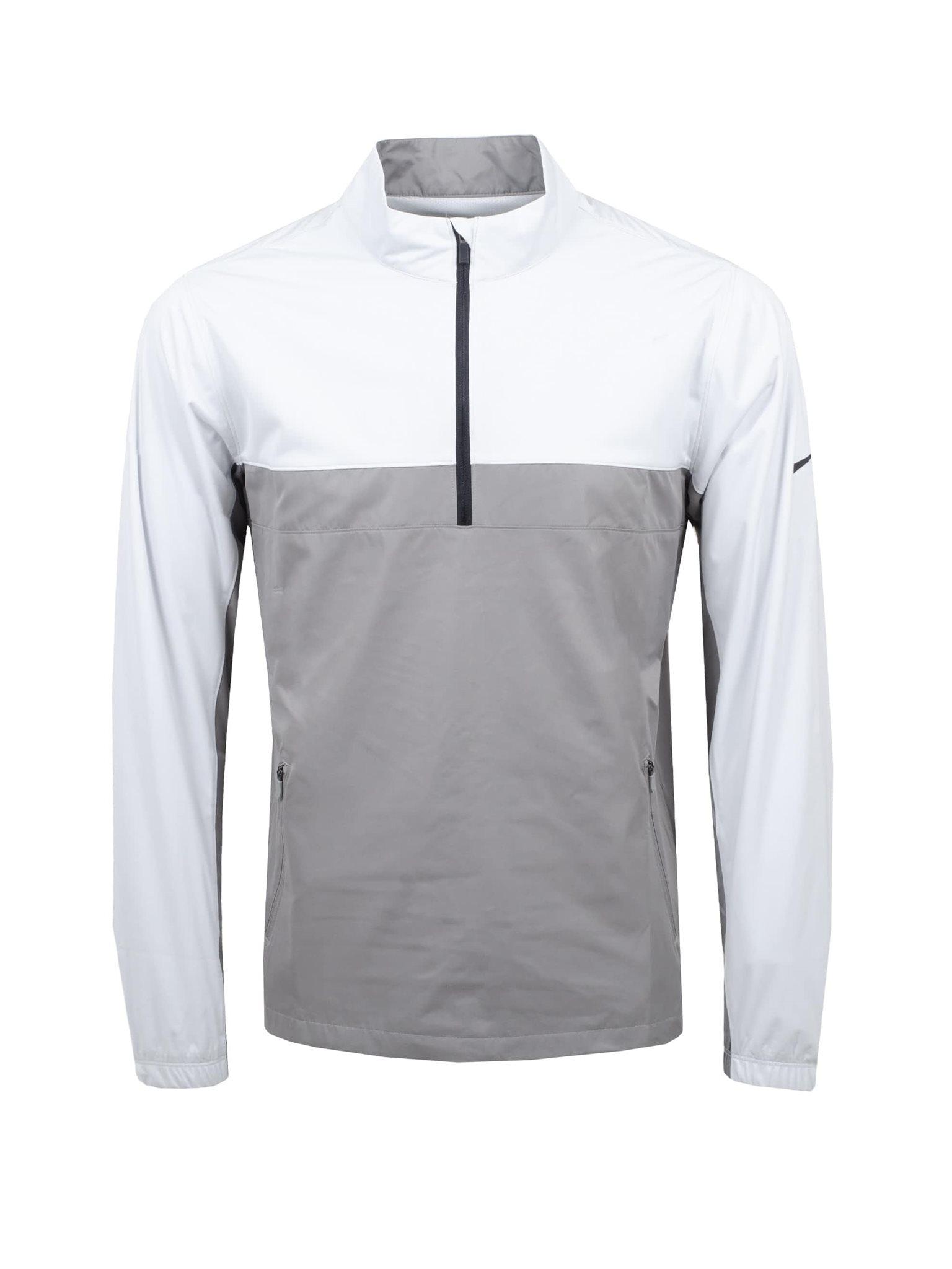 Nike heren golfjack Shield Victory HZ OLC dust