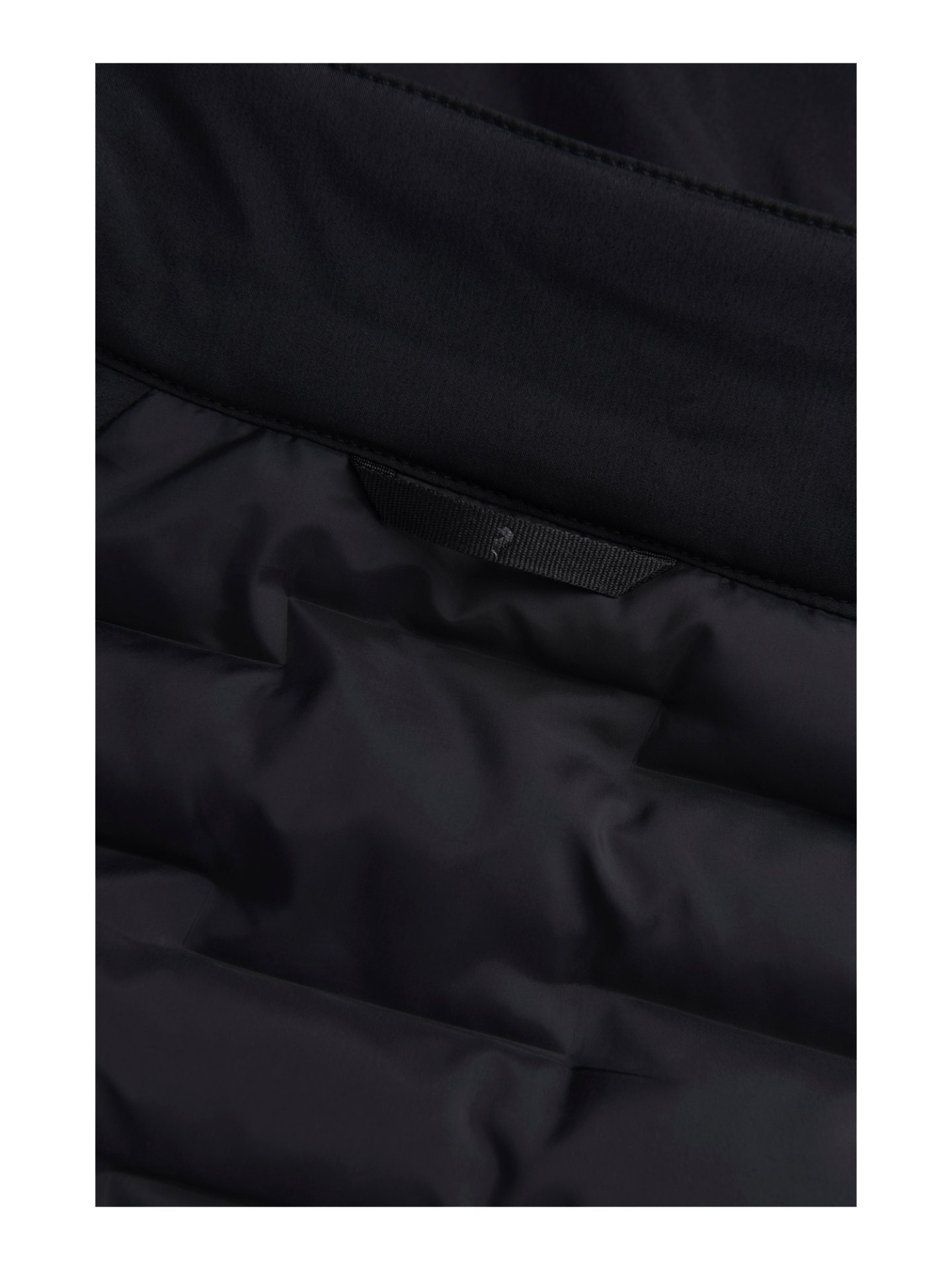 Peak Performance dames golfjack Argon Swift Hybrid zwart