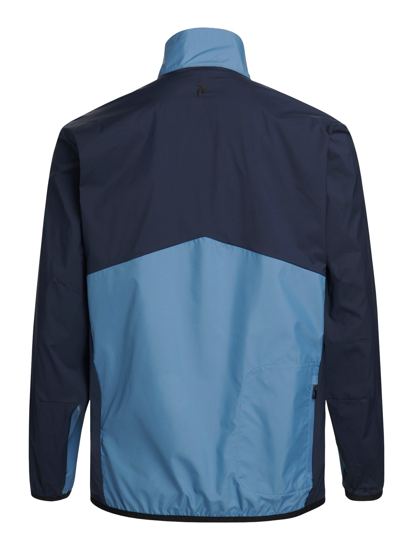 Peak Performance heren golfjack Meadow Windbreker blauw