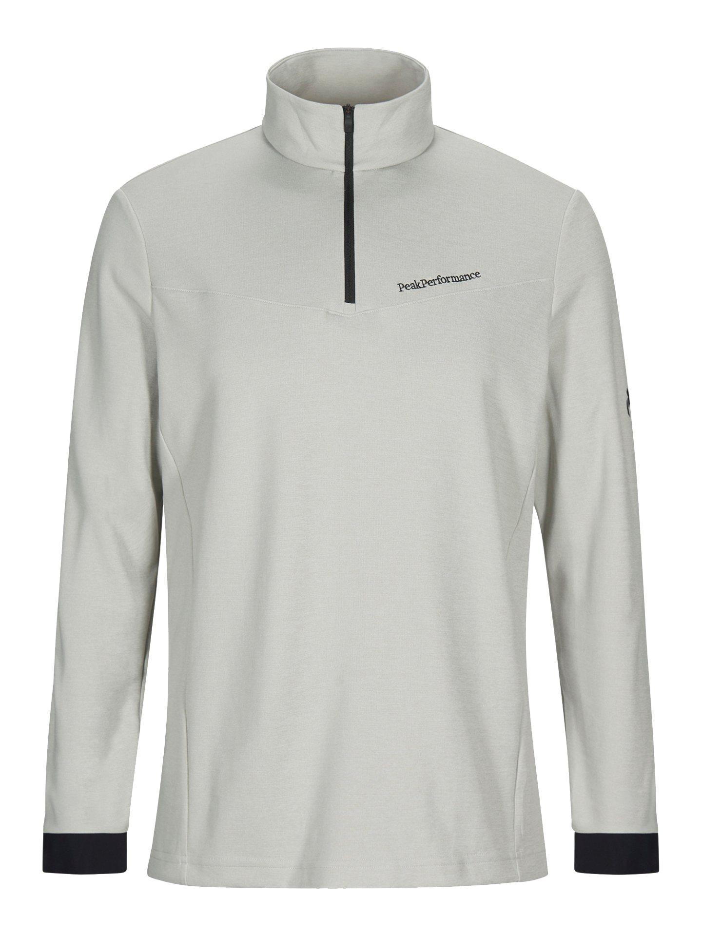 Peak Performance heren golfsweater Chase grijs