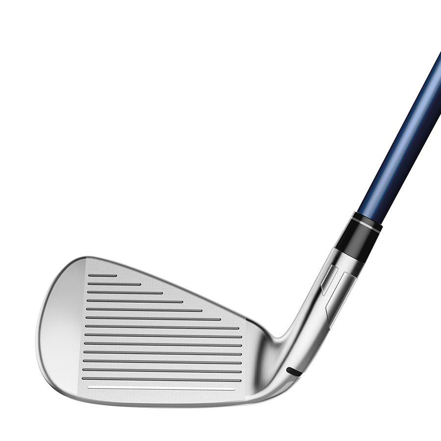 TaylorMade heren golfset SIM2 MAX OS graphite shaft 5-SW ventus blue