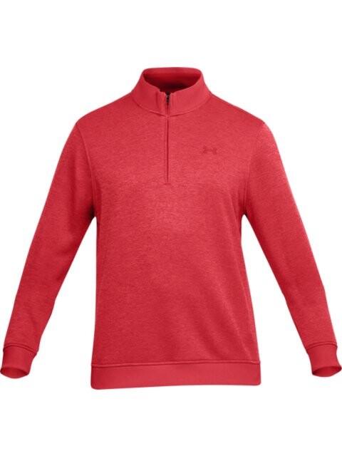 Under Armour heren golfsweater Storm rood