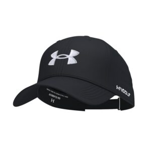 Under Armour heren golfcap Golf96 zwart