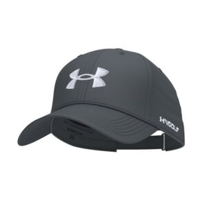 Under Armour heren golfcap Golf96 grijs