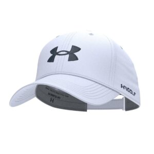 Under Armour heren golfcap Golf96 wit