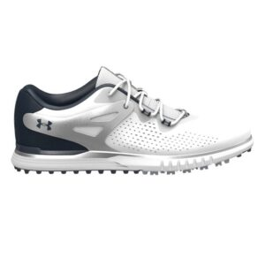 Under Armour dames golfschoenen Charged Breathe SL wit-blauw