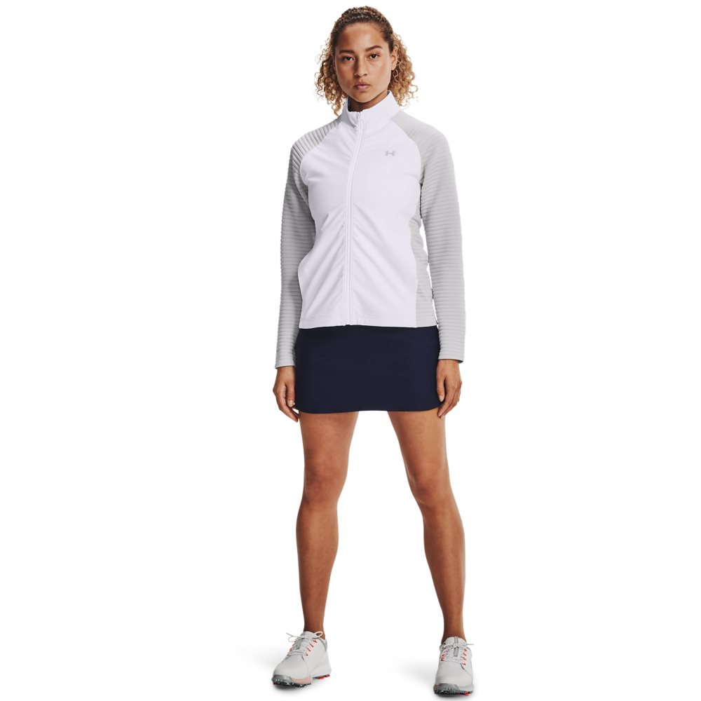 Under Armour dames golfvest Storm Evo Daytona wit