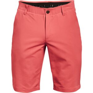 Under Armour heren golfbermuda Performance Taper rood/oranje
