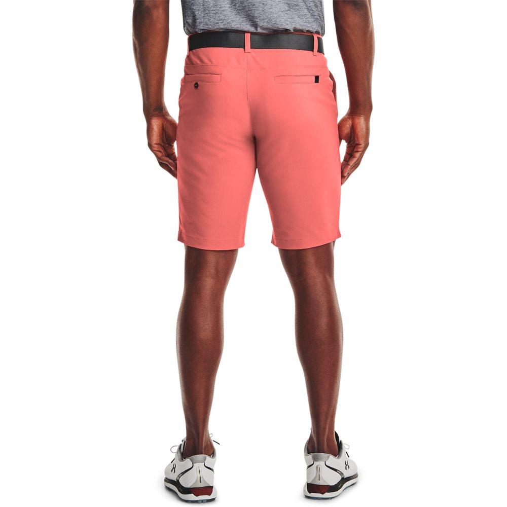 Under Armour heren golfbermuda Performance Taper rood/oranje