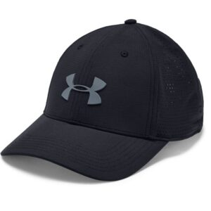 Under Armour heren golfcap Driver 3.0 zwart